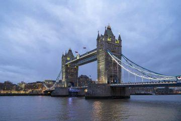 things to do in london in winter tower bridge