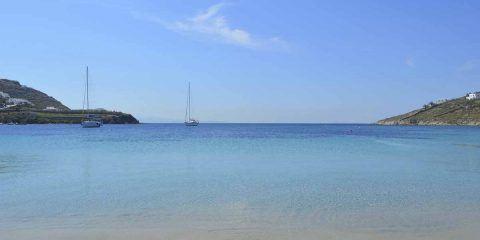 best beaches mykonos