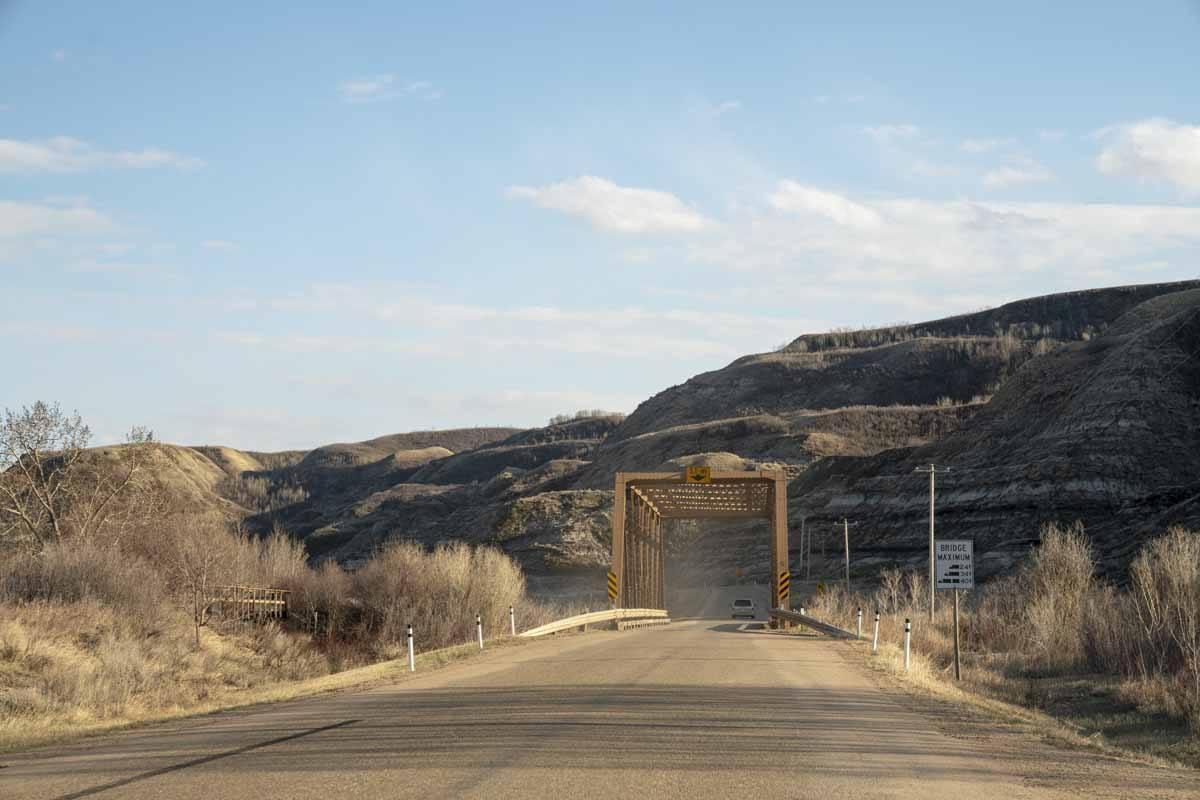 11 bridges wayne drumheller alberta