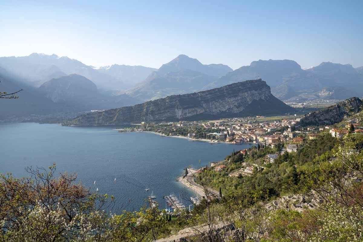 Best Scenic Lake Garda Views busatte tempesta