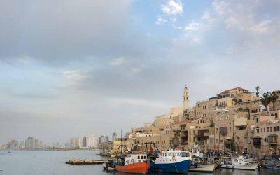 tel aviv shabbat jaffa view