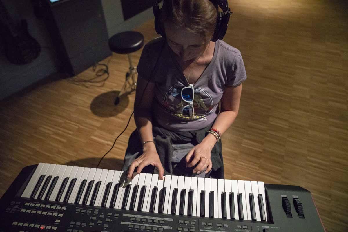 studio bell keyboard