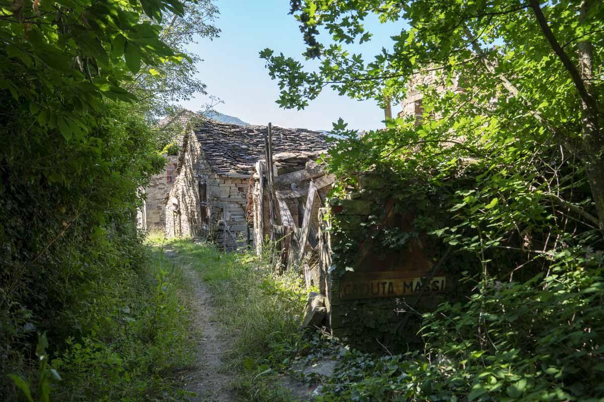 abandoned houses via degli abati