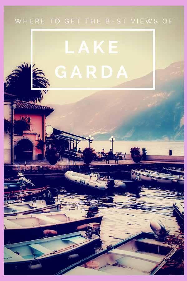 lake garda best views pin
