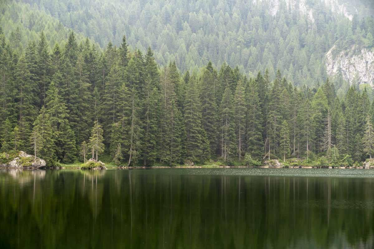 valagola alpine lake green