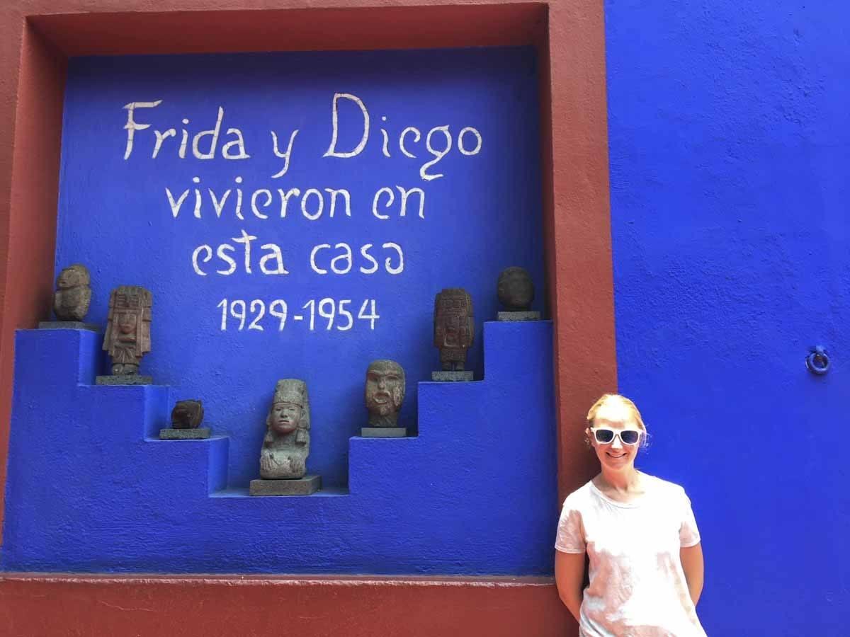 museo frida kahlo mexico city