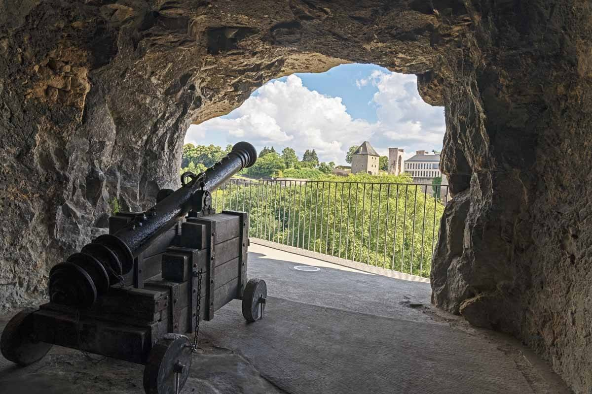 things to do in luxembourg casemates