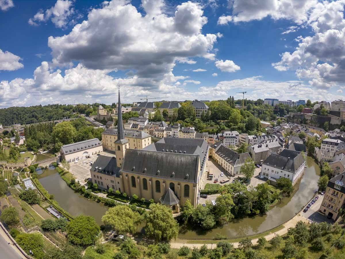 what to do in luxembourg city