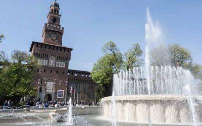 weekend in Milan castello