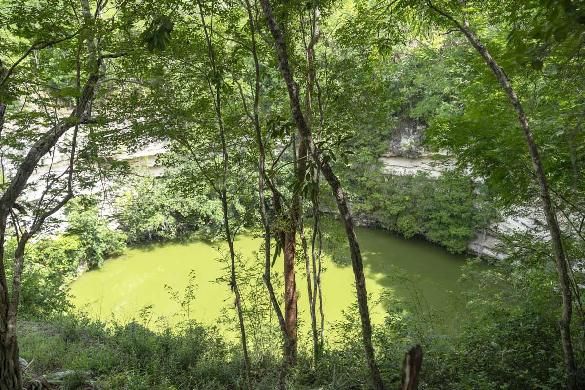 sacred cenote valladolid