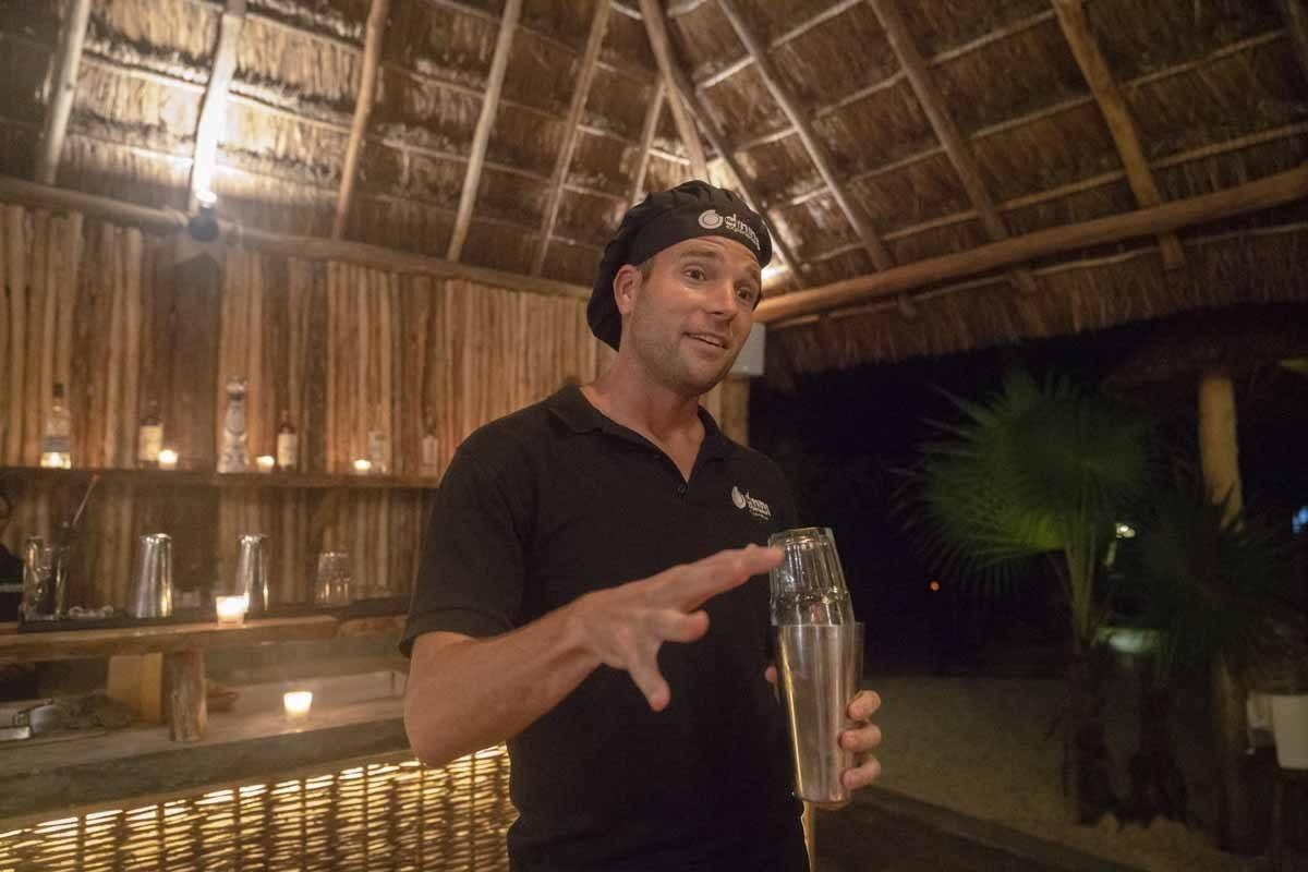 tulum dining experience leon