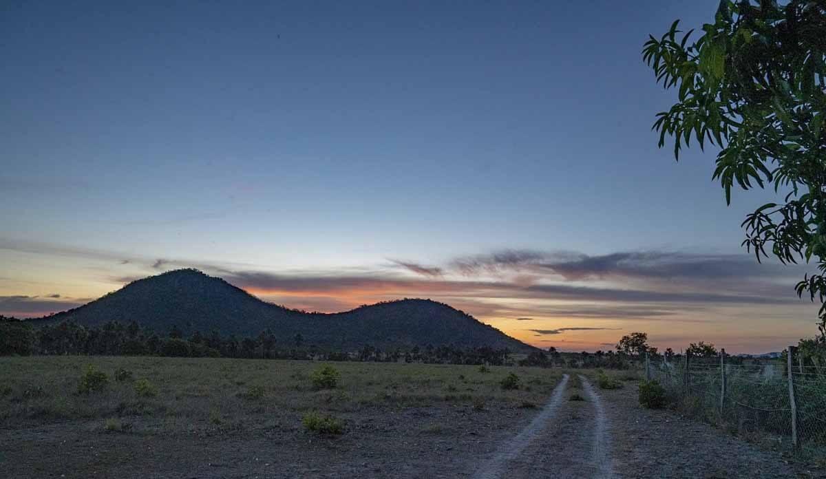 guyana sunrise