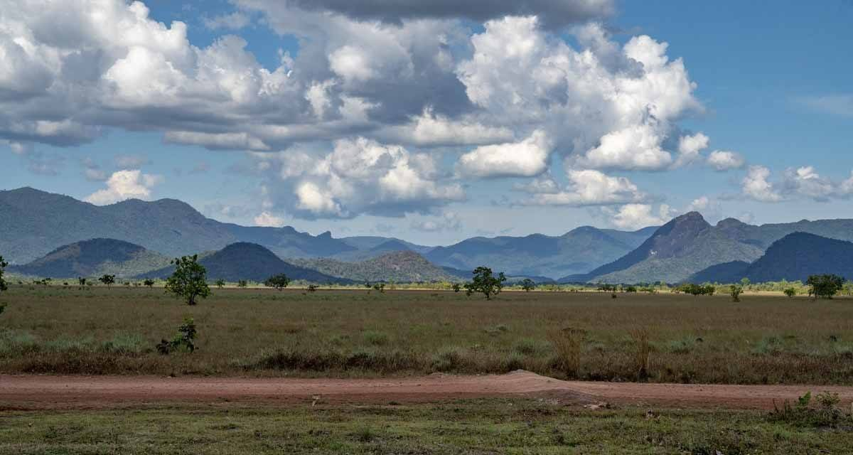 rupununi landscape guyana