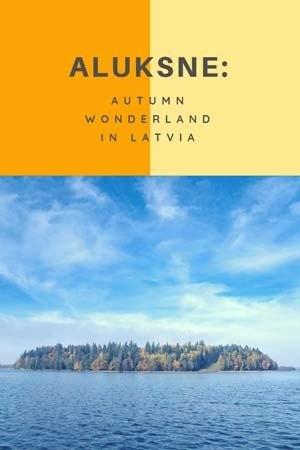aluksne latvia autumn wonderland