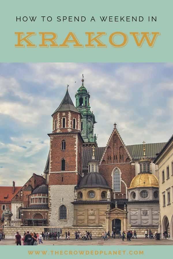 krakow weekend pin