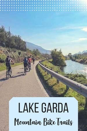 mountain bike trails lake garda