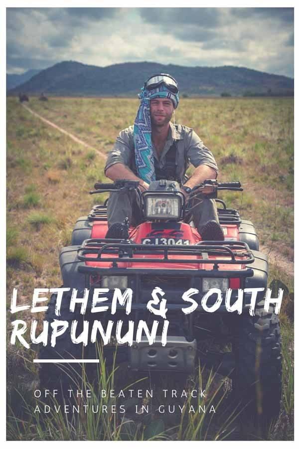 south rupununi guyana pin