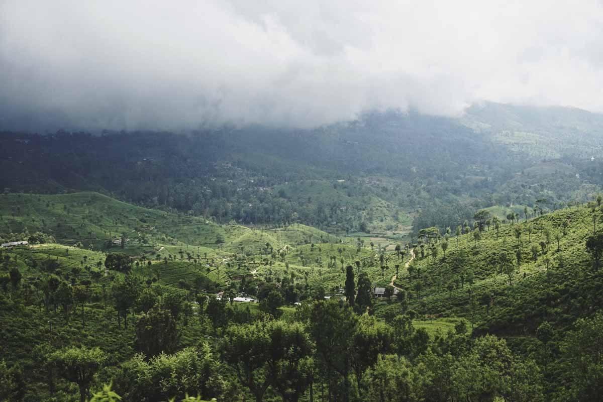 hill country sri lanka