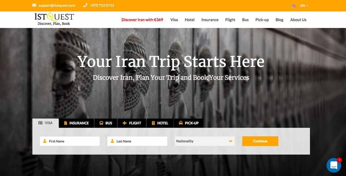 hotels-in-iran-1stquest