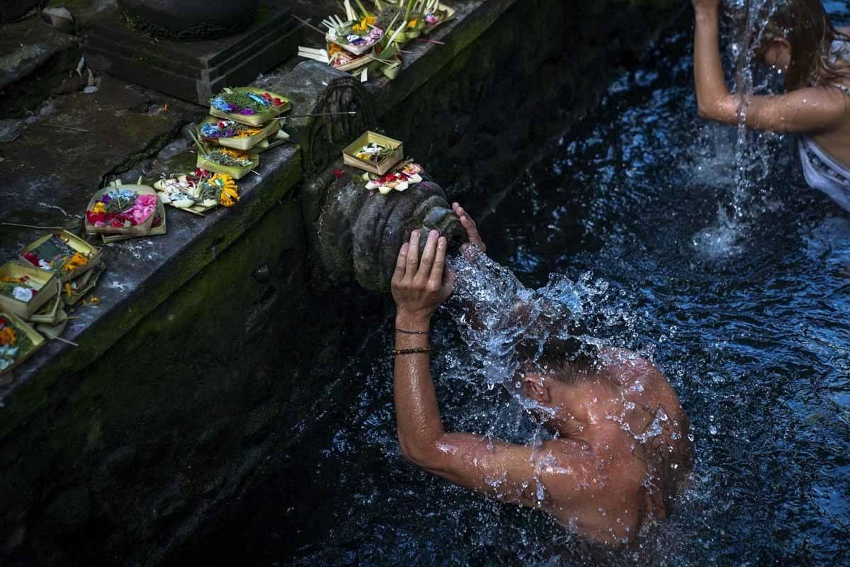 tirta empul ubud water purification