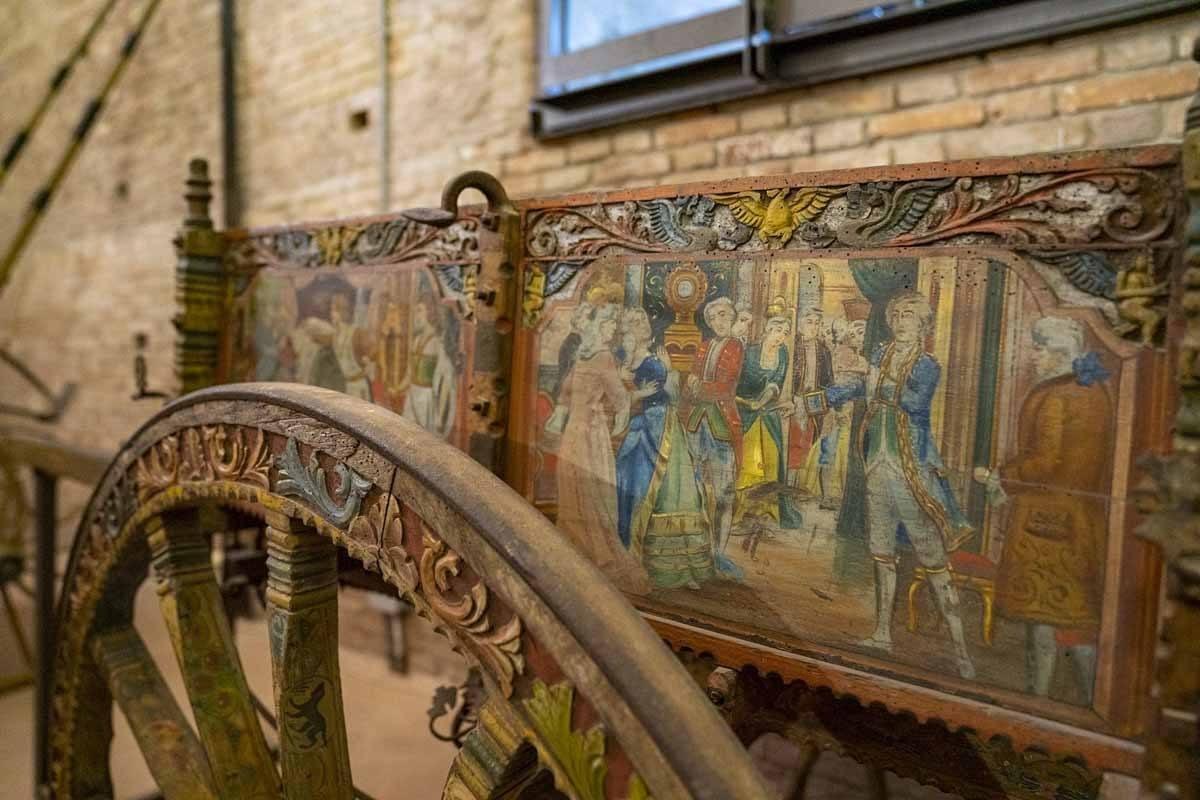 carriage museum piacenza