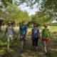 via francigena in emilia romagna hikers