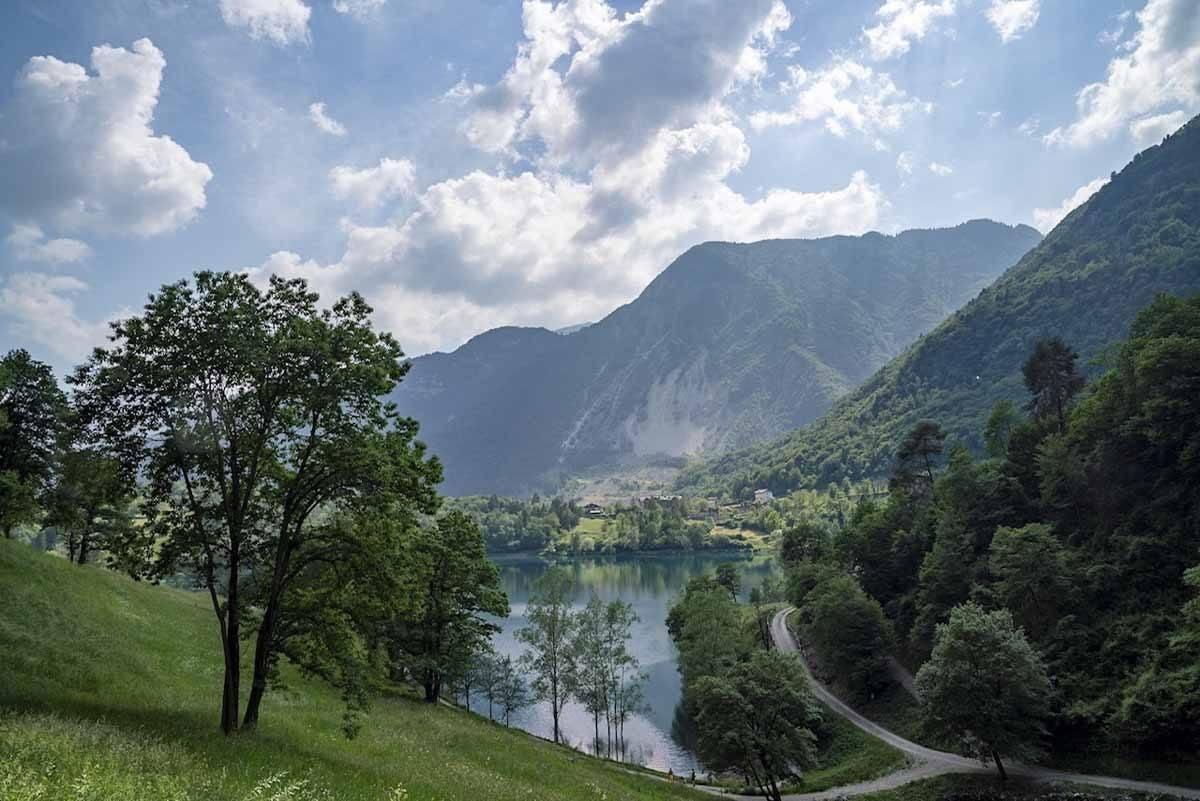 lake tenno view