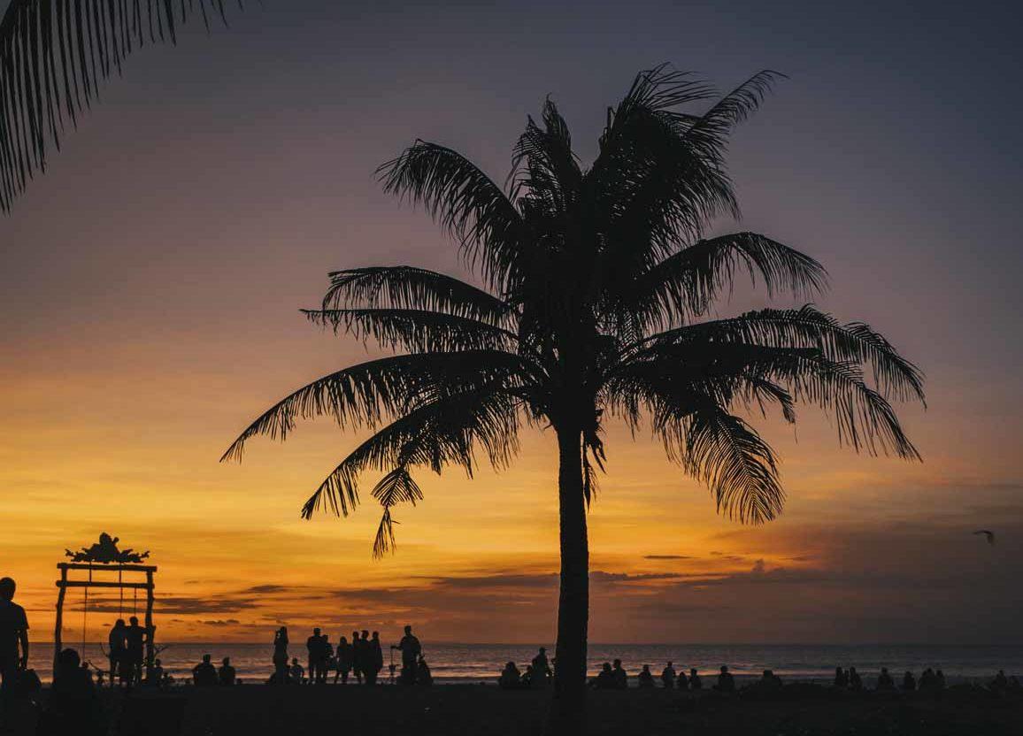 things to do seminyak sunset