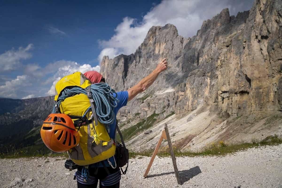 mountain guide gianfranco