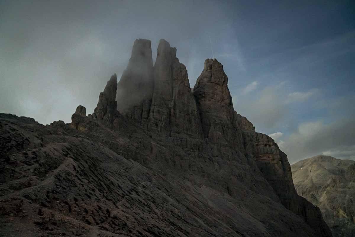 torri del vajolet towers