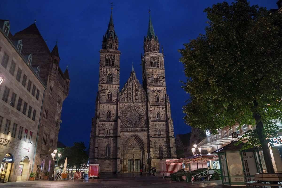lorenzkirche nuremberg