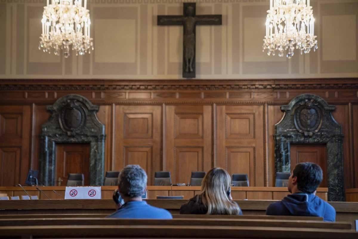 nuremberg trials courtroom 600