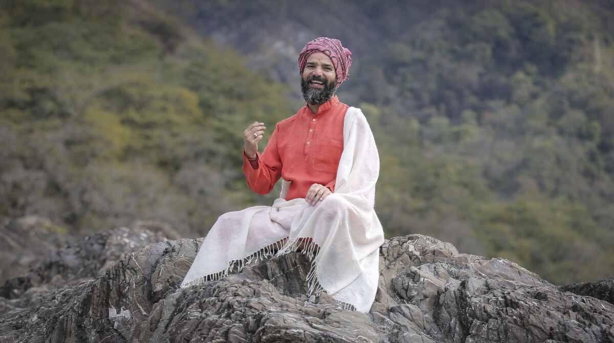 Yogrishi Vishvketu Yoga India 1