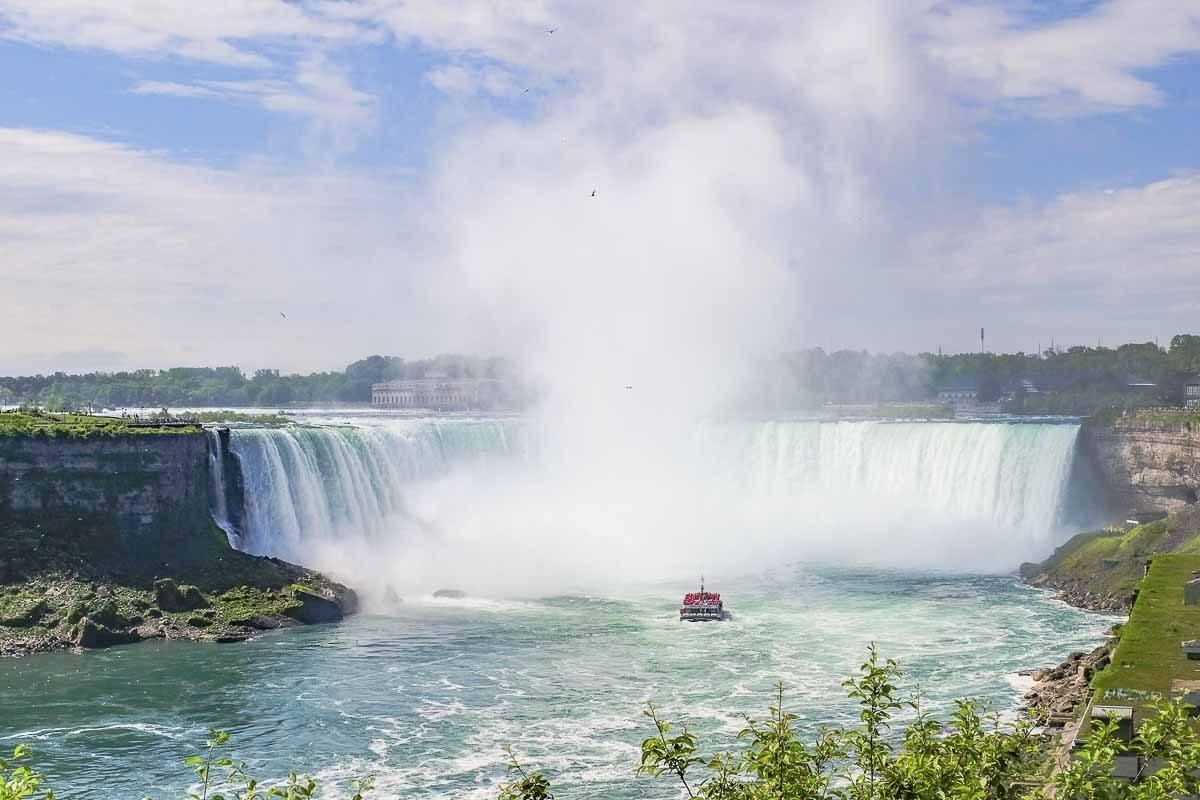 niagara falls virtual tour