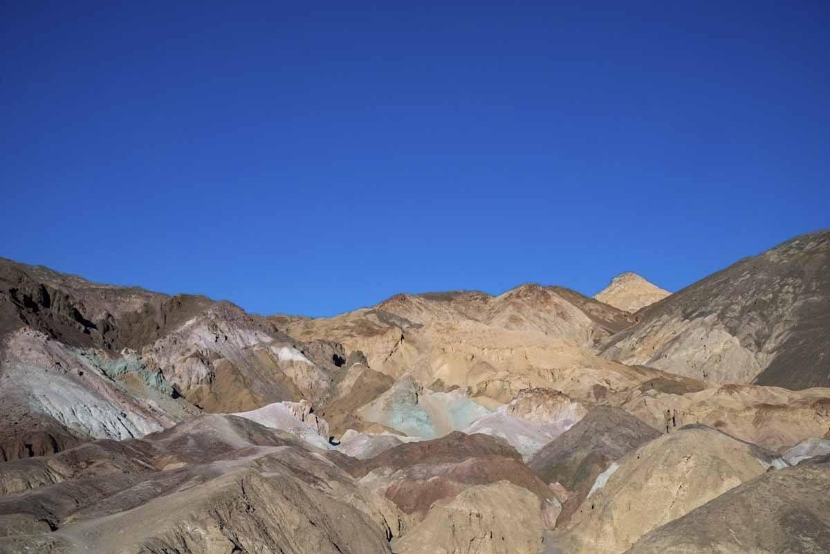death valley artists palette