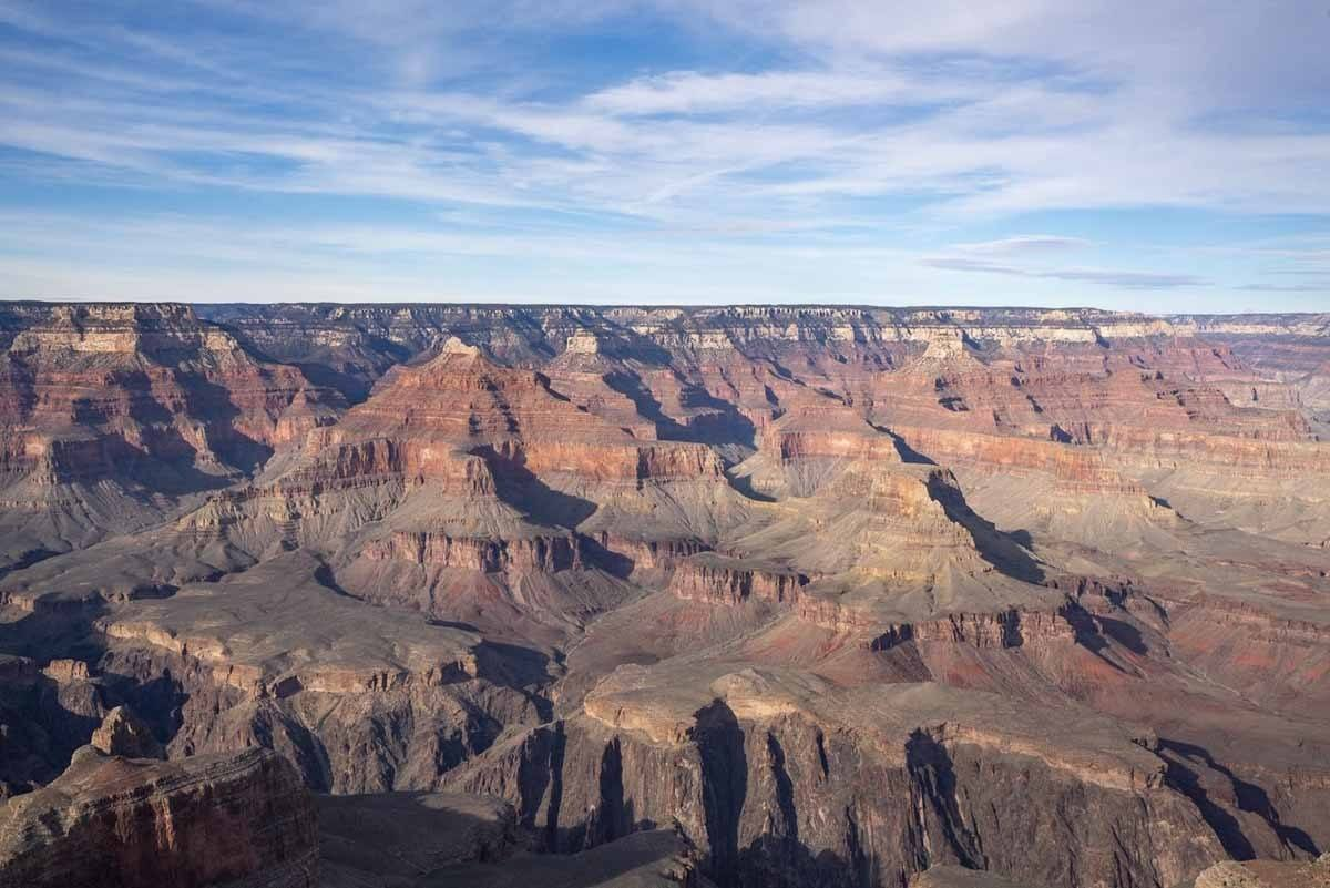 grand canyon west view