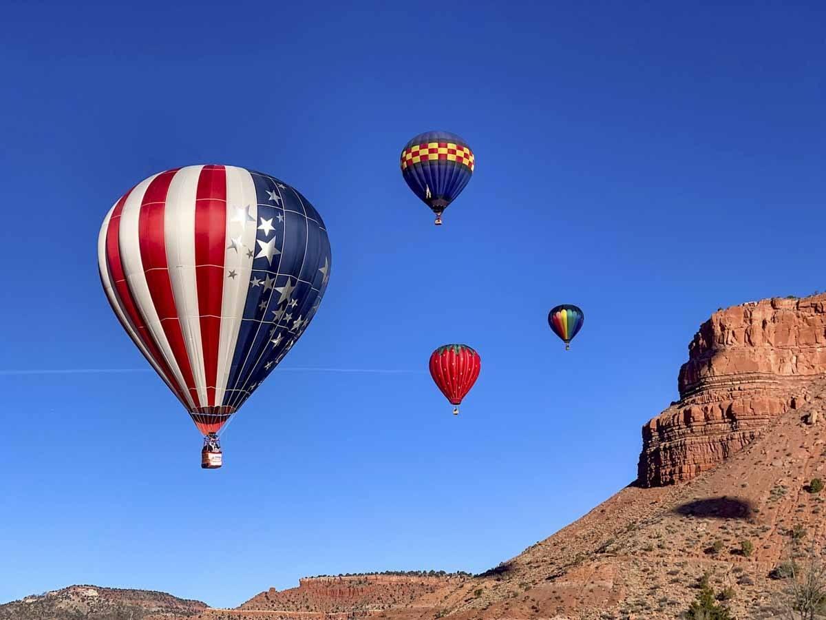 kanab balloons