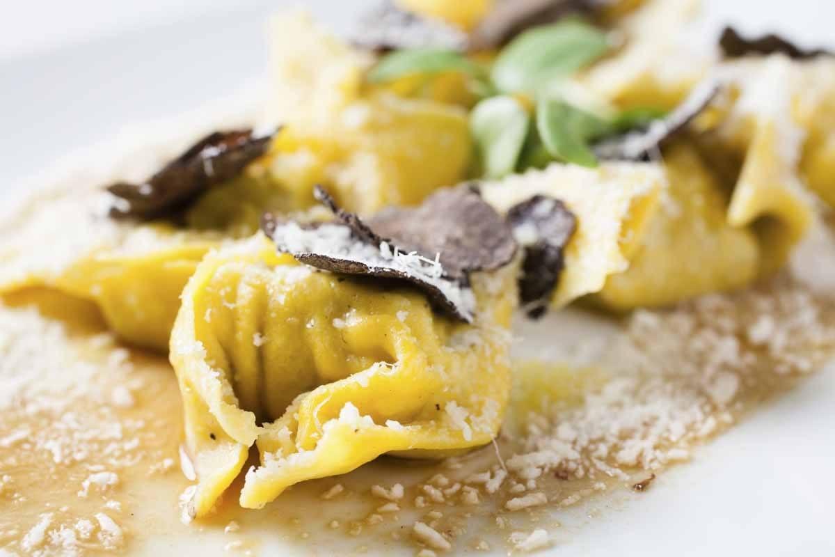 aqua restaurant torbole truffle