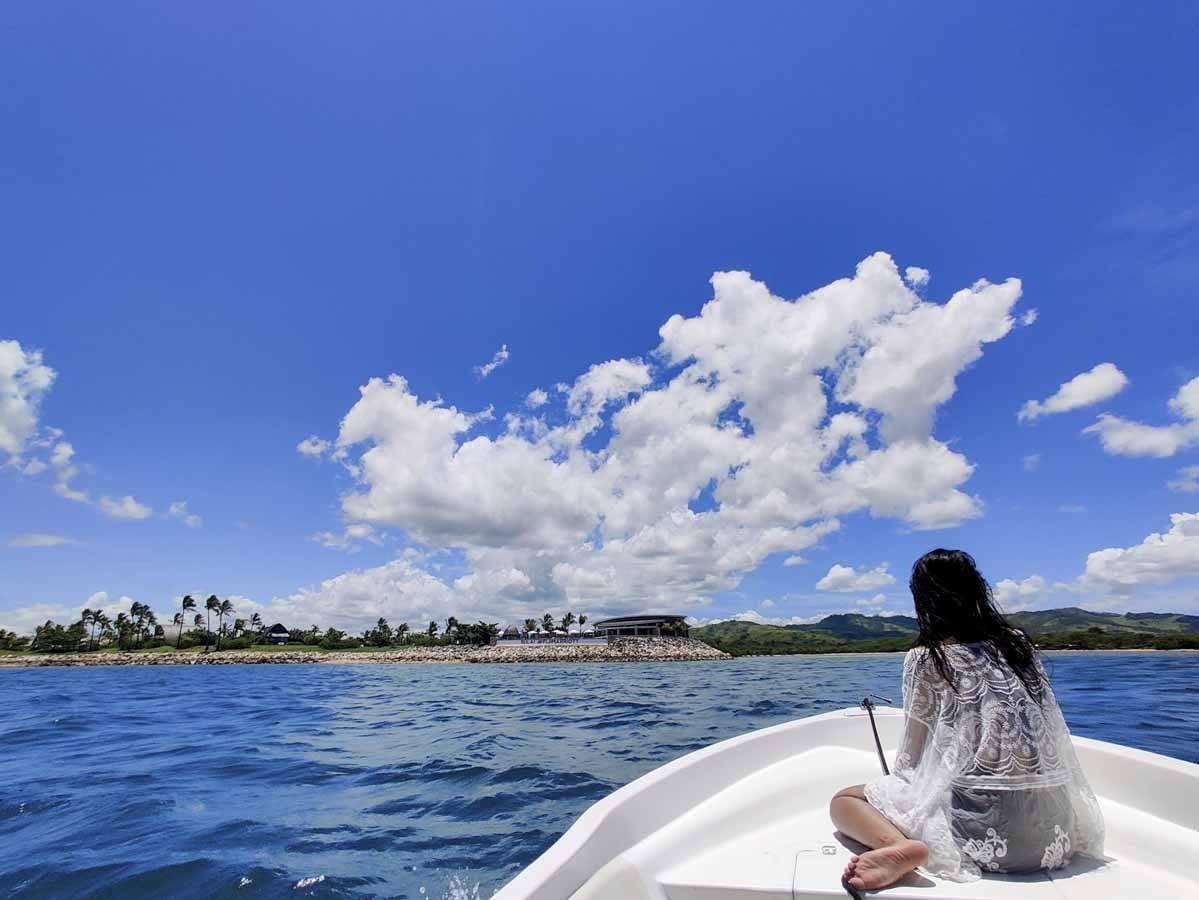 Fiji Boat Ride