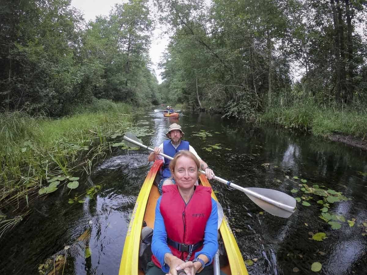 lost in latgale kayak