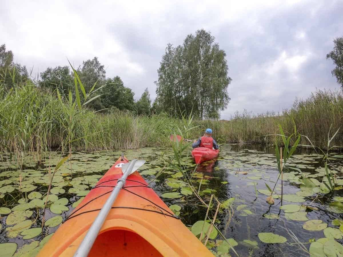 lost in latgale lake