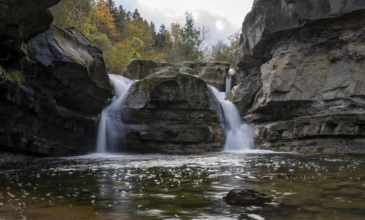 sega waterfall premilcuore