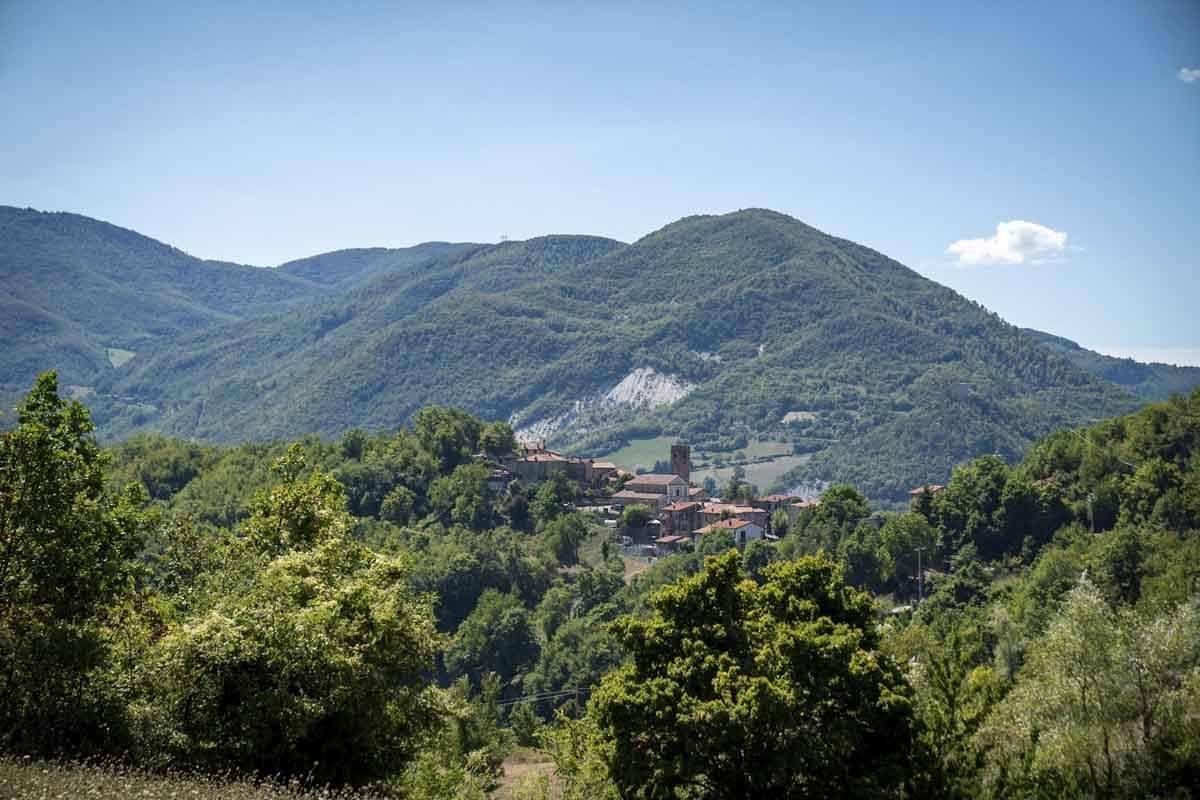 via francigena hill views